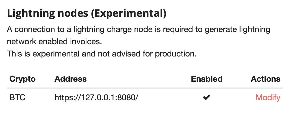 Set up your Lightning Network node