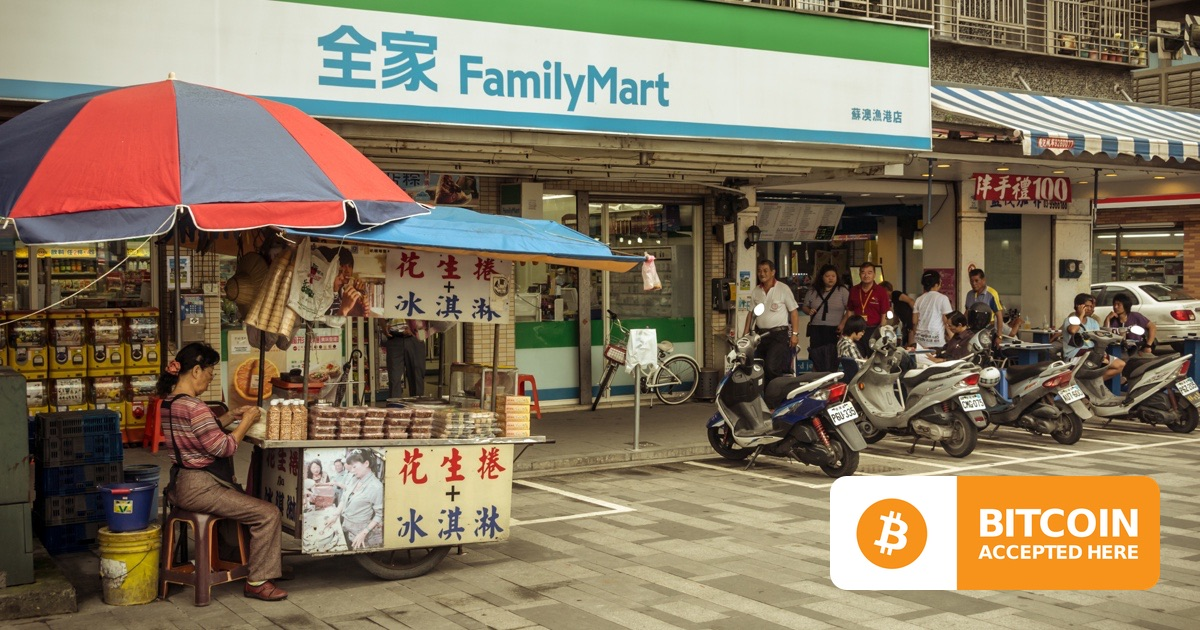 How to Easily Purchase Goods with Bitcoin in Taiwan